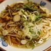 うどん・そば 今庄 - 料理写真: