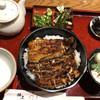 うなぎ かわかみ - 料理写真: