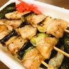 ハセガワストア - 料理写真:『やきとり弁当(小)塩ダレ』 税込490円
