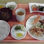 喫茶オレンジ - 道の駅ランチ600円