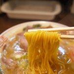 金の玉子 - 麺リフト~
