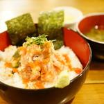 103272713 - 十八番丼 (¥850)