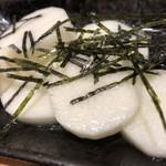 なかね屋 - さっぱりの長芋の浅漬け♪(´ε` )