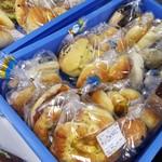 株式会社 北欧 - 料理写真:パンたち〜