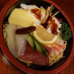 太閤寿し - チラシ寿司