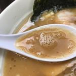 ぎょうてん屋 - スープ