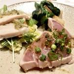 ラ プルーズ東京 - 前菜