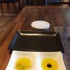 セルバチコ キドグチ - 料理写真:パンは2種類のオリーブオイルで