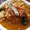 アプランティ - 料理写真:限定アボカドチキンティカマサラカレー1090円税込