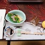丹波篠山 近又 - 料理写真: