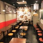 手包み餃子酒場CHANJA - 中華の雰囲気漂うおしゃれなバル空間