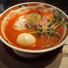 YAMACHAN - 料理写真:辛味噌らーめん 肉増量&味玉トッピング