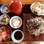 そば処 やまびこ - 料理写真: