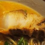 YAMACHAN - 味噌らーめん(焼豚)