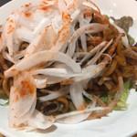 ルフュージュ - 担々麺
