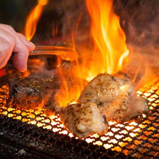 レア赤身肉「吊るし熟成短角牛」を中目黒で味わえる唯一のお店。