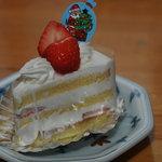 ル・ポン - 料理写真:イチゴショート
