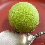 サンライン - 抹茶アイスクリーム