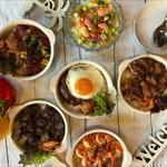 アイランズカフェ カカイ - 料理写真:ONE POT HAWAIIAN