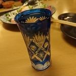 熟成魚と日本酒と藁焼き 中権丸 - 日本酒