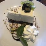 a-bridge - リコッタチーズのレアケーキ