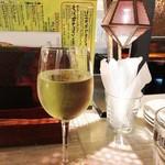 103309151 - 「がぶ飲みワイン(シャルドネ)」(518円)