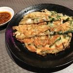 Korean Dining ハラペコ食堂 - 海鮮チヂミ