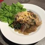 Korean Dining ハラペコ食堂 - チャプチェ