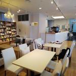 SHIBUYA BOOK CAFE by HAPPY SCIENCE - 内観