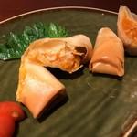 Oohama - ホットチリ春巻き 490yen