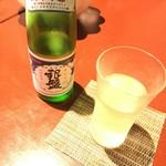 Oohama - 銀盤 純米吟醸(五寸瓶)【富山】790yen