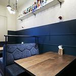 KNOCK - 半個室のボックスシート