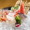 旬彩 しゅらく - 料理写真:お刺身しゅらく盛り