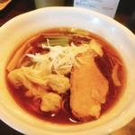 麺や豊 - ワンタンメン 細麺  820円