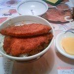 10332479 - ミニカツ丼 525円