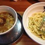 麺匠 権坐 - つけ麺 780円 2011.11