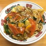 玄海 - 料理写真:ホルモン冷やし 大盛(800円)