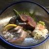 圭蔵 - 料理写真:鯖の朝〆と鰆の炙り