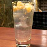 1.スパイス塩レモンサワー