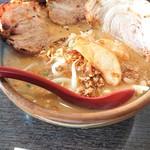 麺場 田所商店 - 料理写真:味噌ラーメン気分の時に食べたい味噌ラーメン。