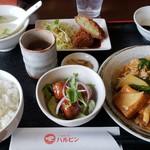 中華料理 ハルピン - 日替り定食