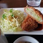 中華料理 ハルピン - イカミンチ