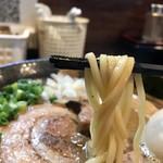 麺座 かたぶつ - 【限定】7th annivらーめん
