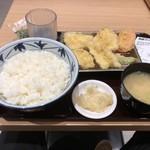 天ぷらスガキヤ -
