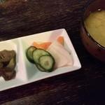 Miso Soup - お通し♪
