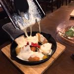 ダイニングバー エイト - ラクレットチーズ