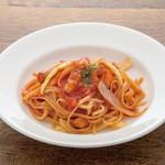 24/7 restaurant - 【ランチ】新玉葱とベーコンのアマトリチャーナ