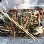 たこ姫 - 料理写真:たこ焼き=430円