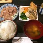 唐揚げと手作り家庭料理 あおば 大井町酒場 -