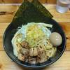麺処なかがわ - 料理写真:白ゴマタンタンまぜそば(味玉トッピング)